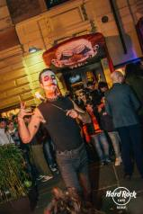 halloween, ingresso hard rock cafe rome, via veneto, ingresso pagliacci, ingresso circo, funny yummy