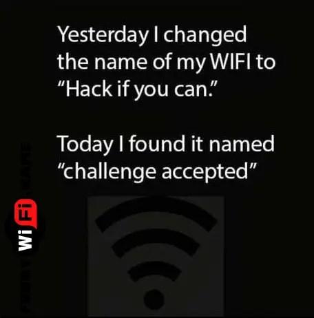 Funniest WiFi Meme