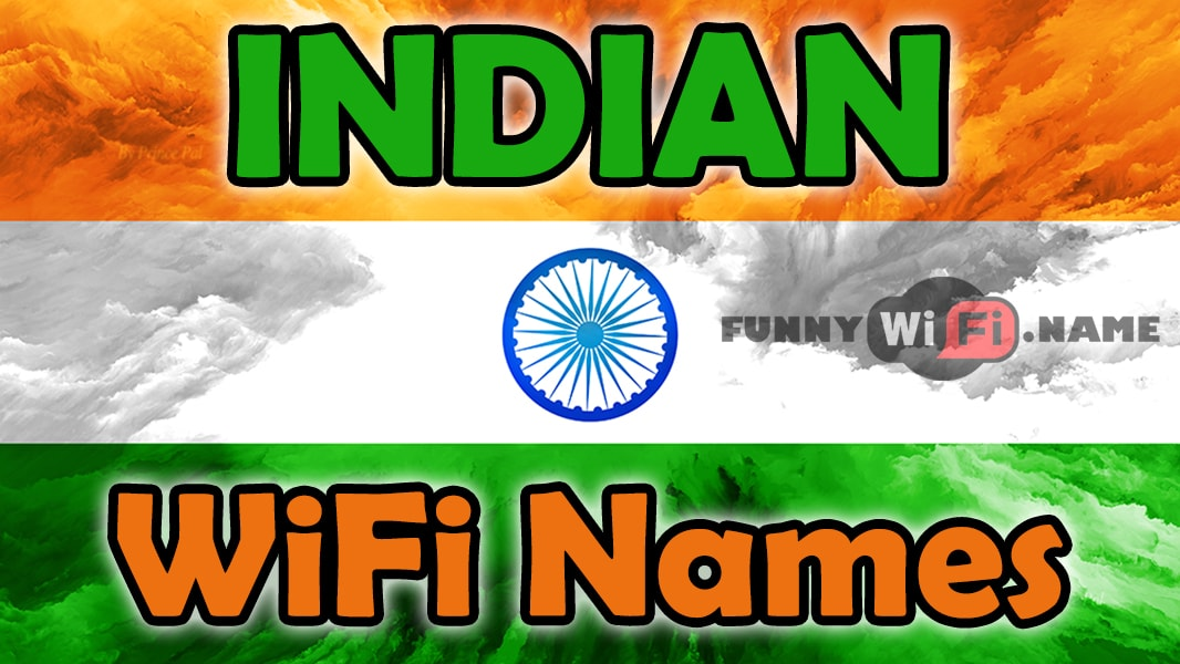 Indian WiFi Names