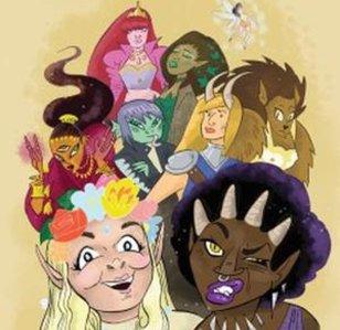 Manic Pixie Dream Girls