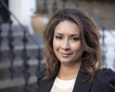 Politics and Satire discussion with Ayesha Hazarika