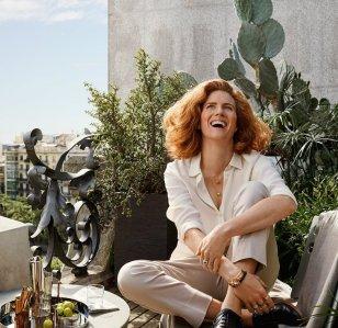 Sarah Kendall stars in Georg Jensen campaign