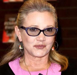 Carrie Fisher nominated for Emmy