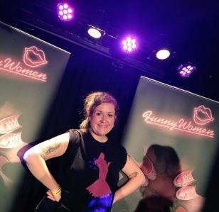 Meet 2017 Funny Women Awards Finalist Amy Mason!