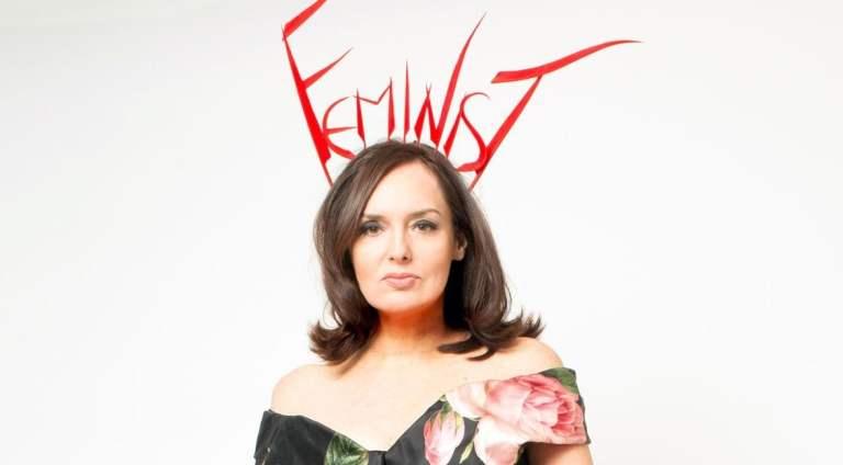 Deborah Frances-White Pens Guilty Feminist Book