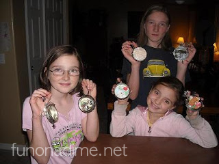 Mason jar Christmas Ornaments
