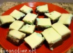 The Best Mint Brownies ~ Yum!