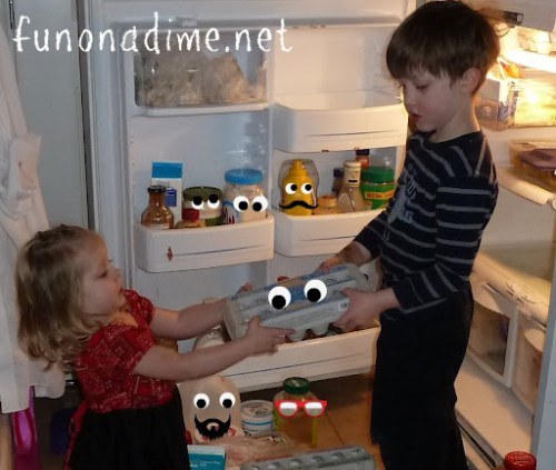 Easy April Fools Prank for Kids