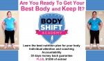 Do You Believe You Can Get Your Best Body? Exclusive Opportunity – OPEN
