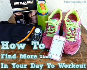 How to find more time to workout - tips