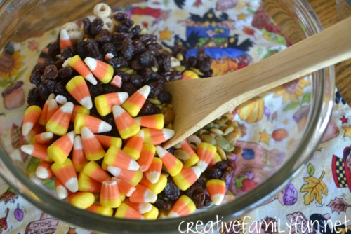 50+ Candy Corn Halloween Inspired Treats and Snacks