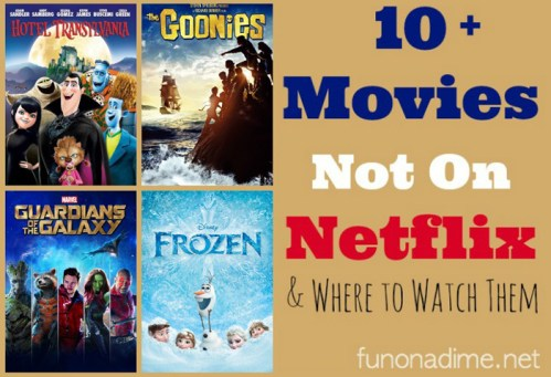 vidangel movie review 10 Movies not on Netflix and Where to Watch them