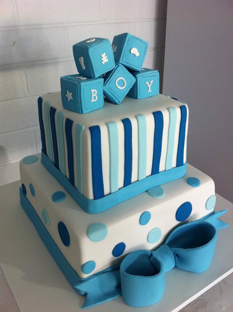 Baby Shower Cake Decorations
