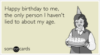 Birthday Quotes for Self Funny