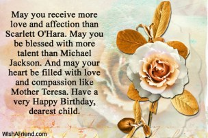 Birthday Quotes for Son from Mom and dad