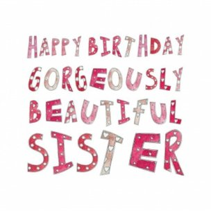 Birthday Quotes for elder Sister