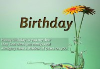 Birthday Quotes for Respected Person