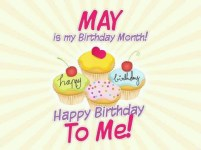 Birthday Quotes for the month of May