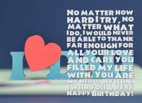 Birthday Quotes for your Dad