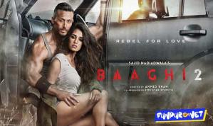 BAAGHI 2 Movie Dialogues – Tiger Shroff, Disha Patani