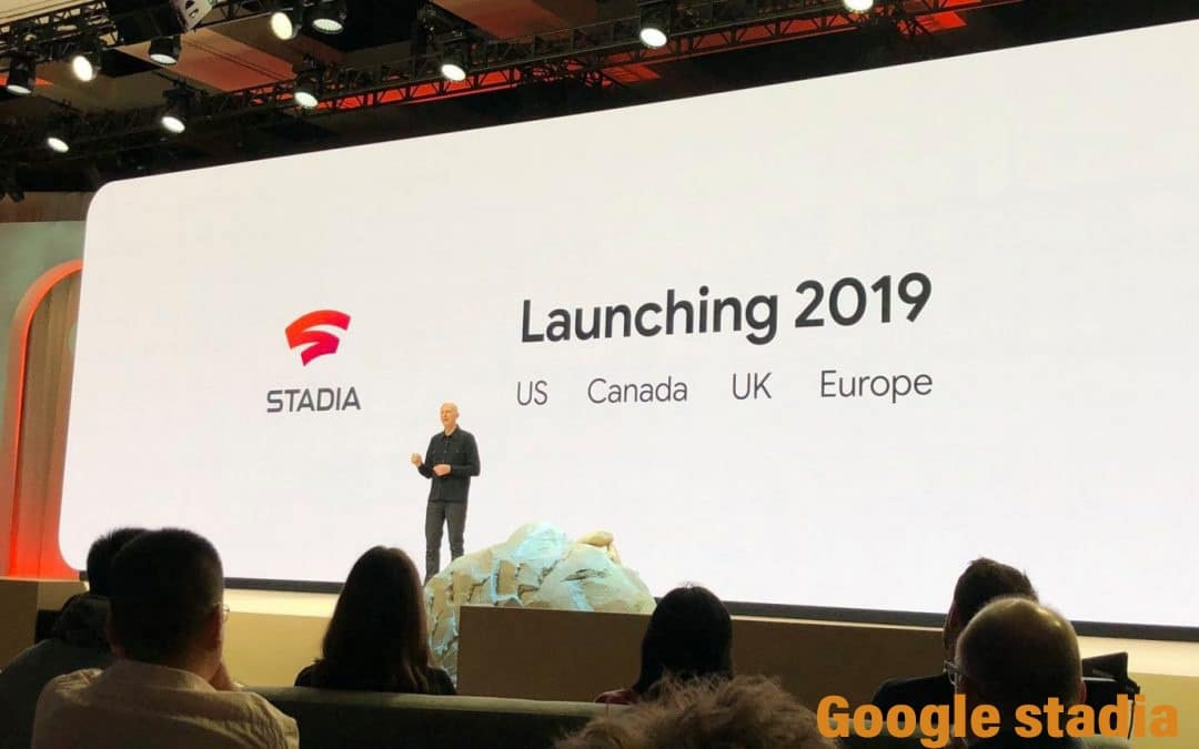 google's cloud gaming venture started with Project Stream named google stadia