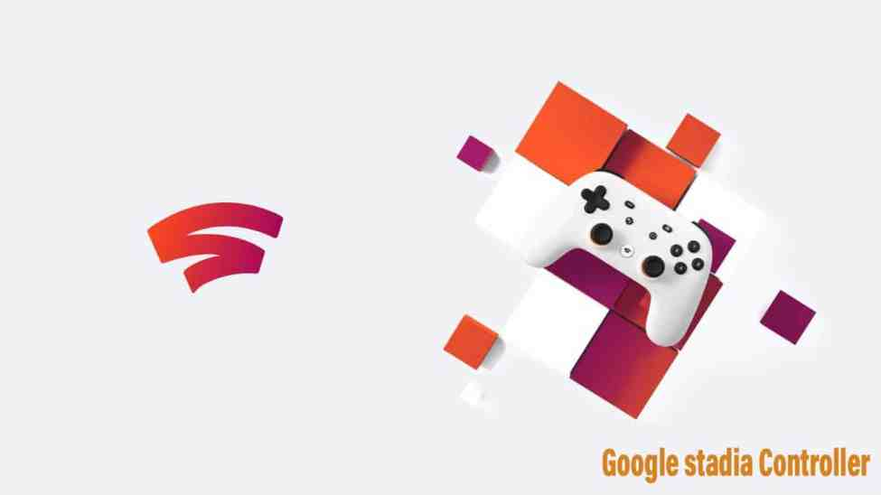 google stadia game controller and cloud gaming