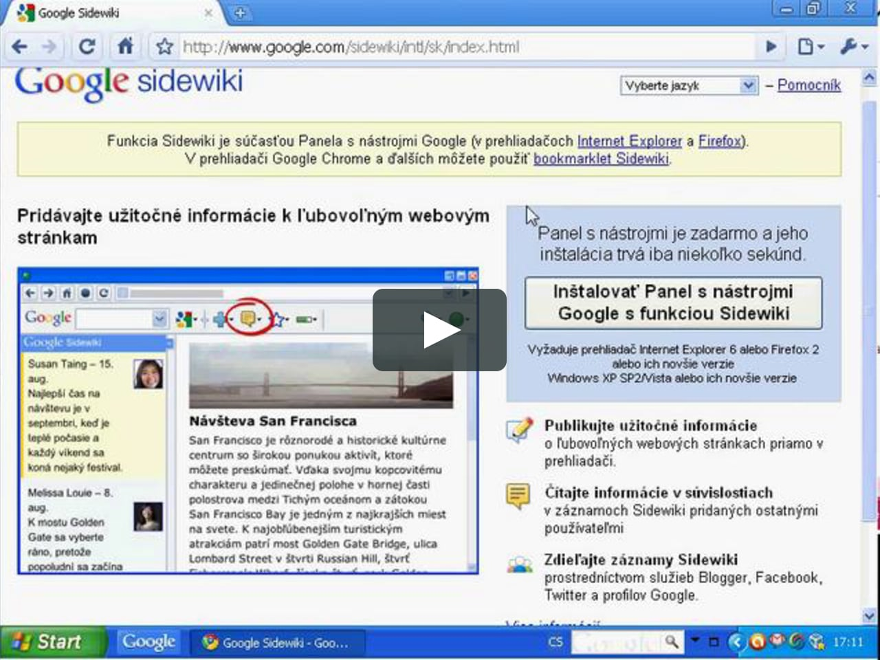 Google Side Wiki and search wiki was similar kind two product which was failed