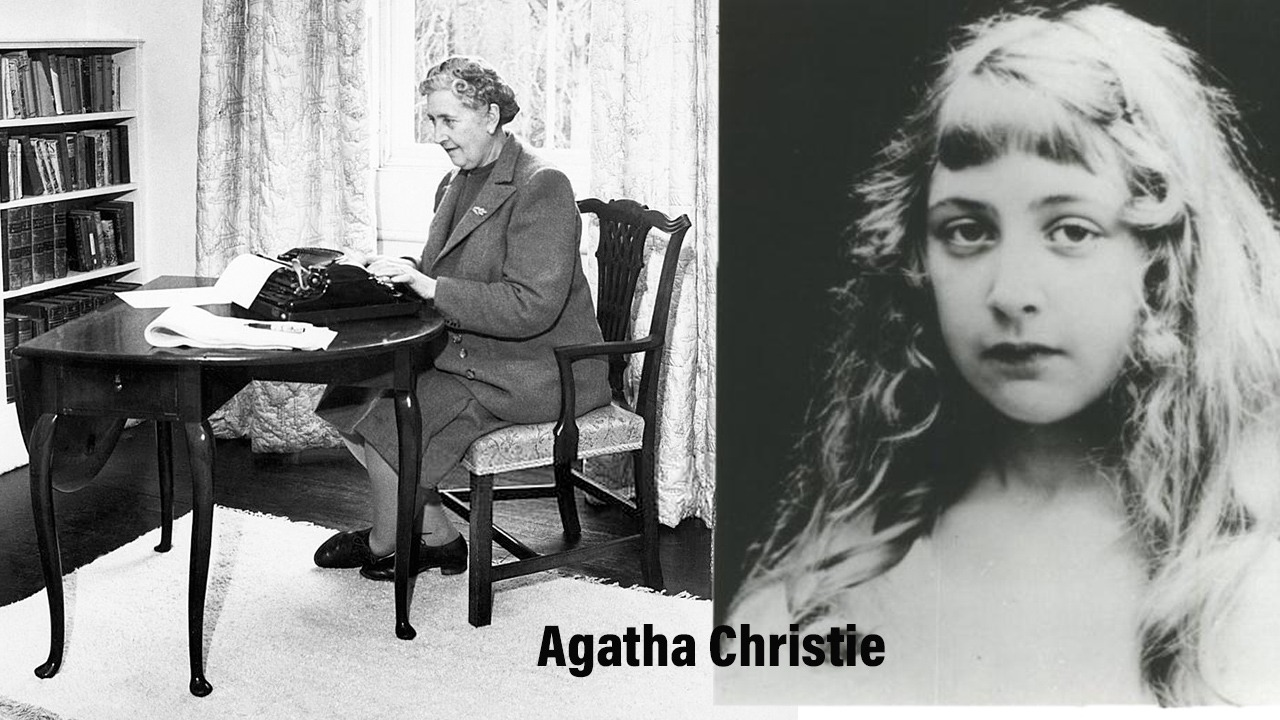 agatha christie books and movies are so popular to us but agatha christie disappearance also popular to us