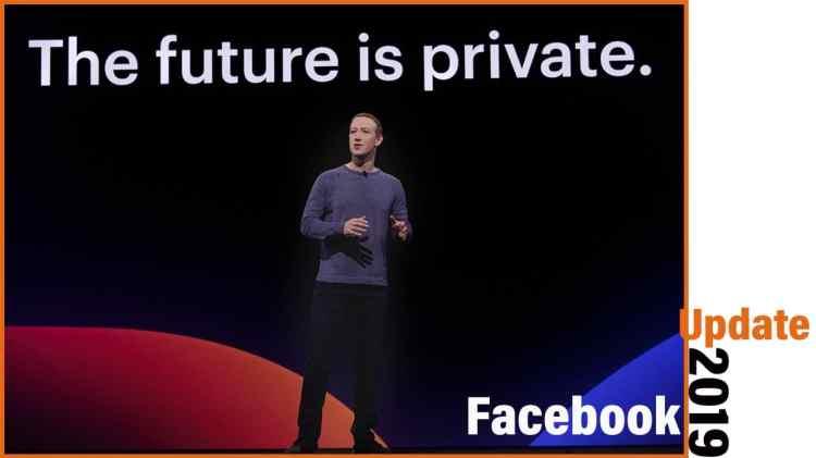 Facebook update Fb5 amazing new features