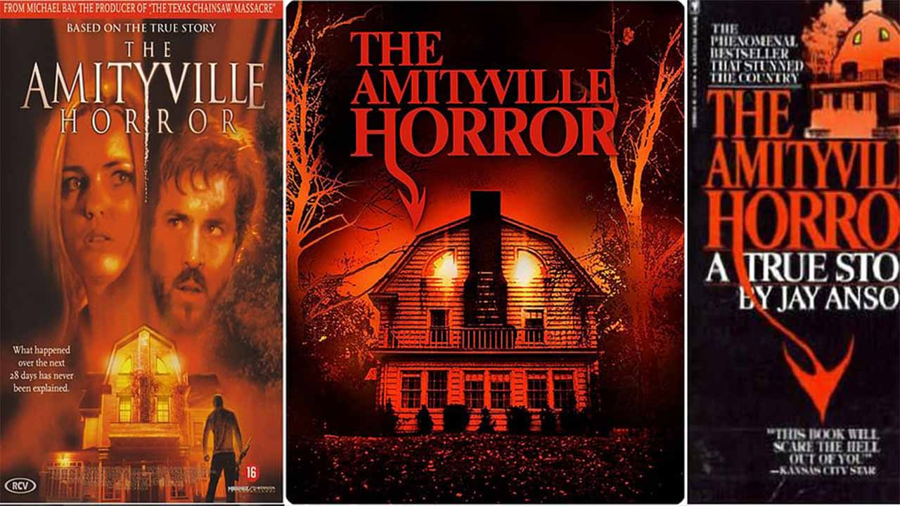 amityville horror : A real horror story of amityville haunted house