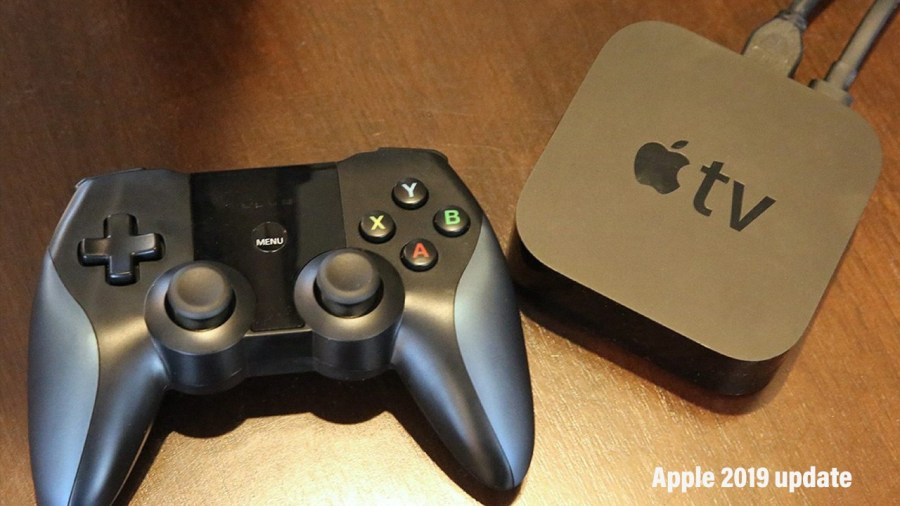 Apple announced new AppleTV Console controllers