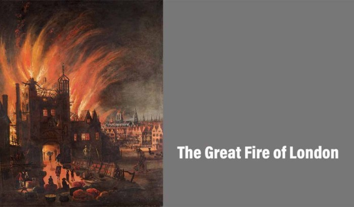 Nostradamus prediction about The Great Fire of London