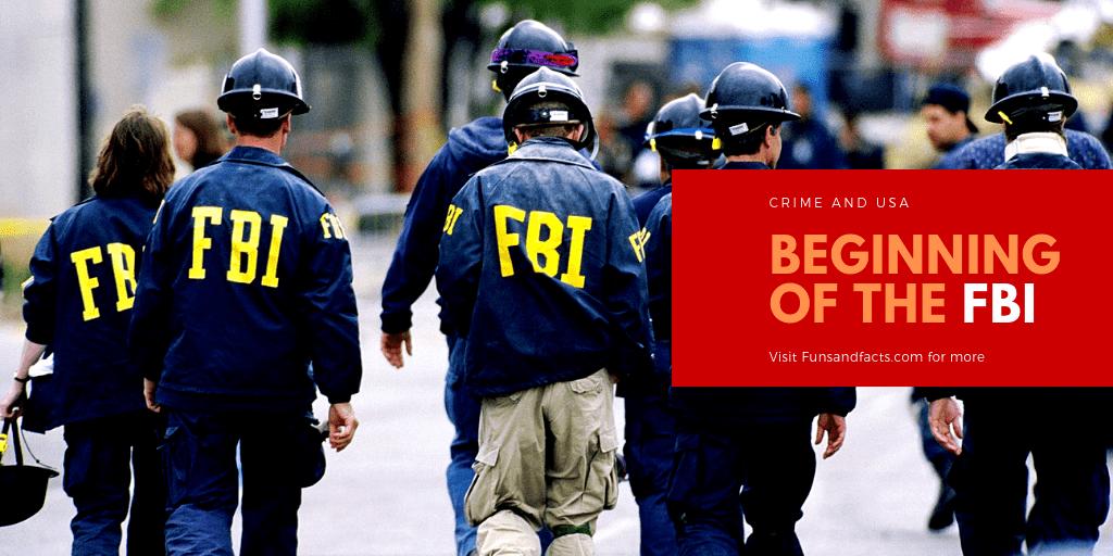 FBI : Federal Bureau of Investigation