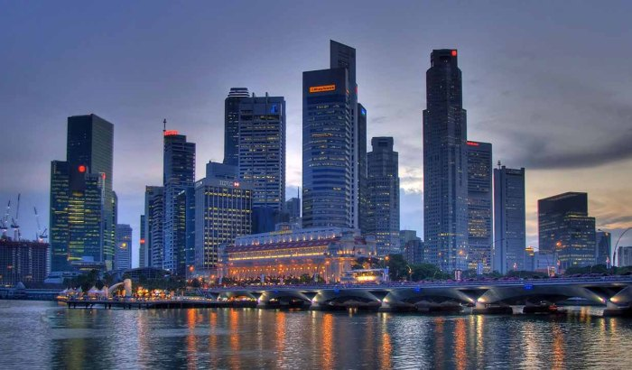 Singapore Secret : How did Singapore become so rich from zero?