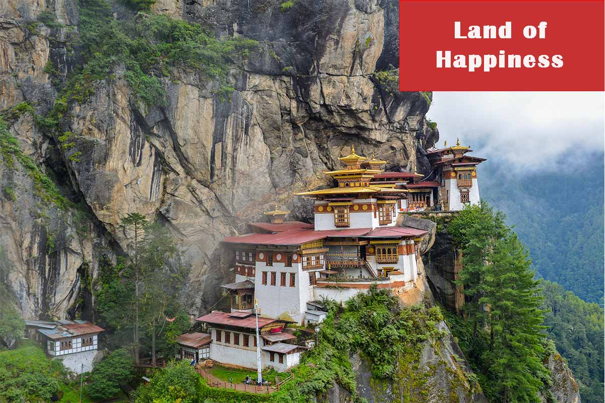 Bhutan climate : Bhutan land of happiness