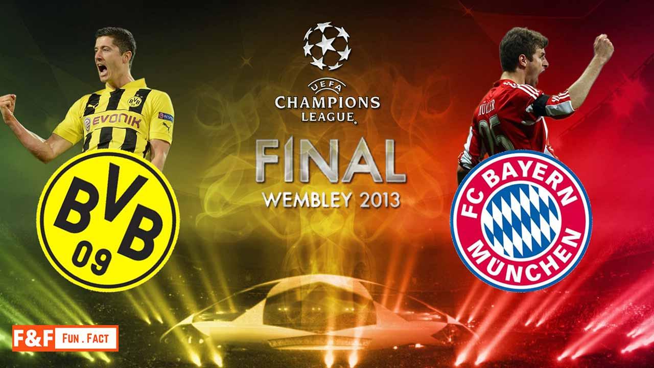Bayern vs Dortmund Friendship