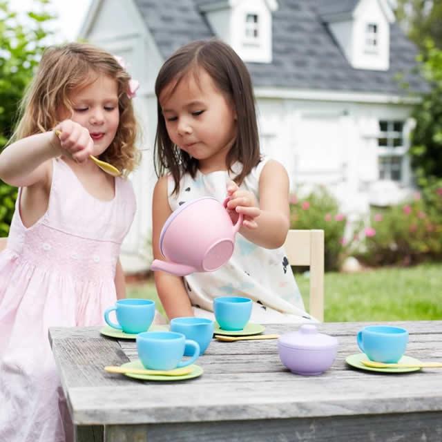 tea set play