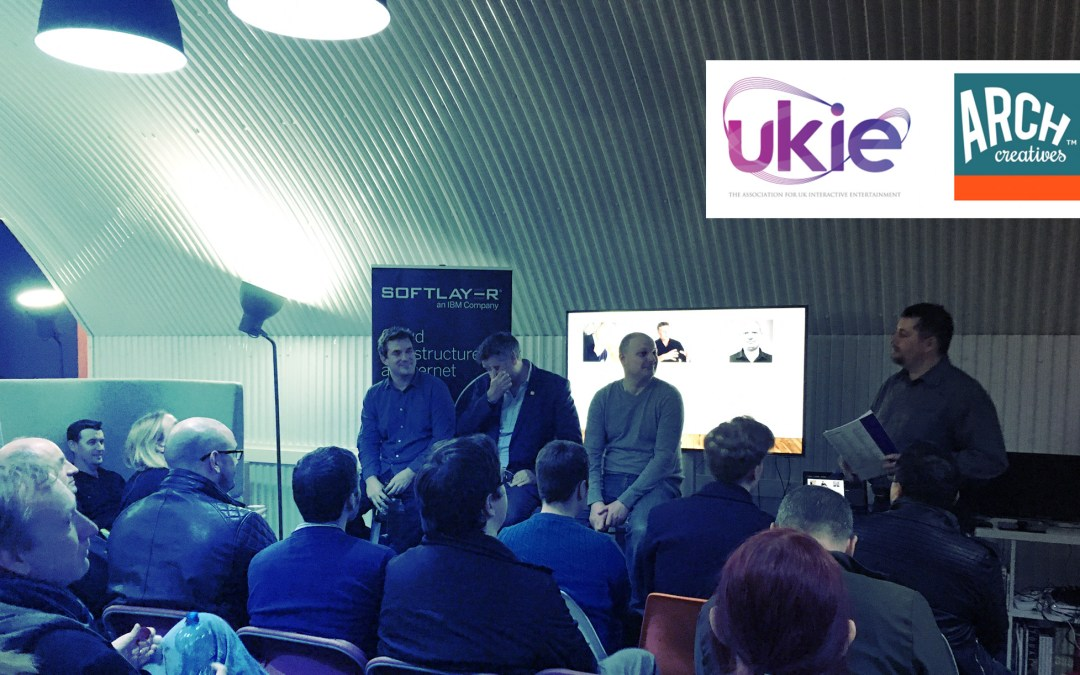 Developers meet with UKIE
