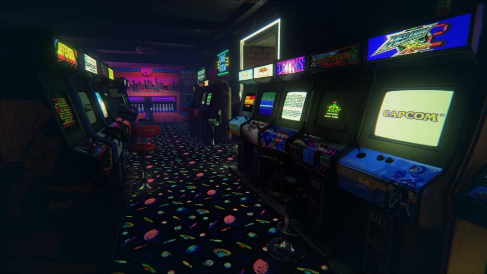 Arcade bliss