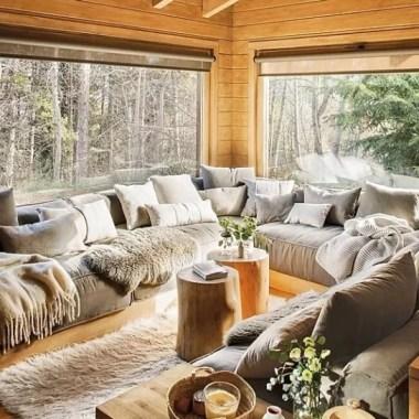 Decoración invernal para el hogar