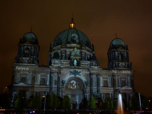 k-Berliner Dom beleuchtet beim Festival Of Lights (38)