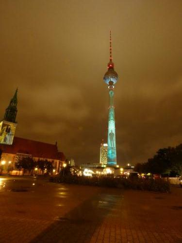 k-Fernsehturm Berlin Festival Of Lights (27)