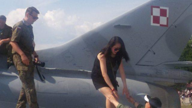 Lady in Air