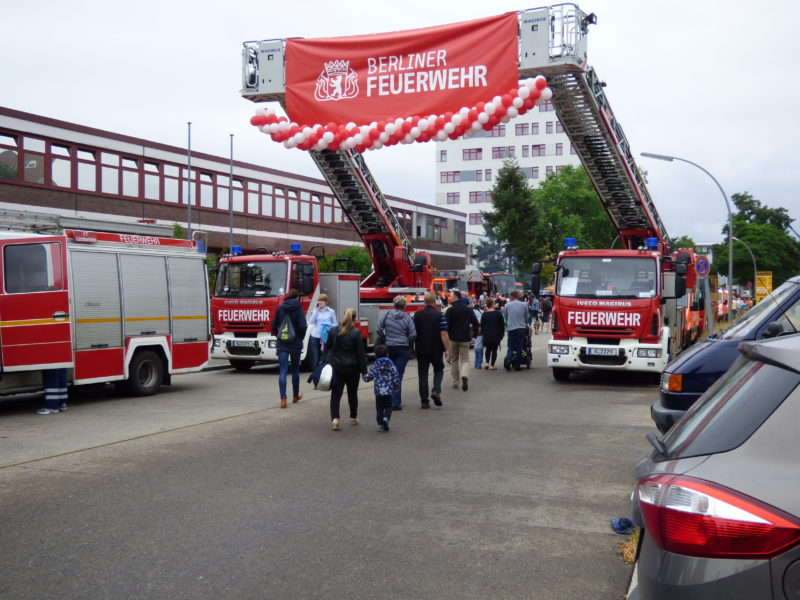 Feuerwehr Siemensstadt