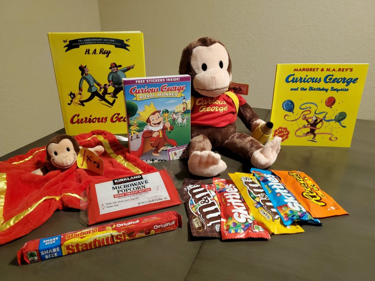 Curious George Royal Monkey Is Now On Dvd Funtastic Life