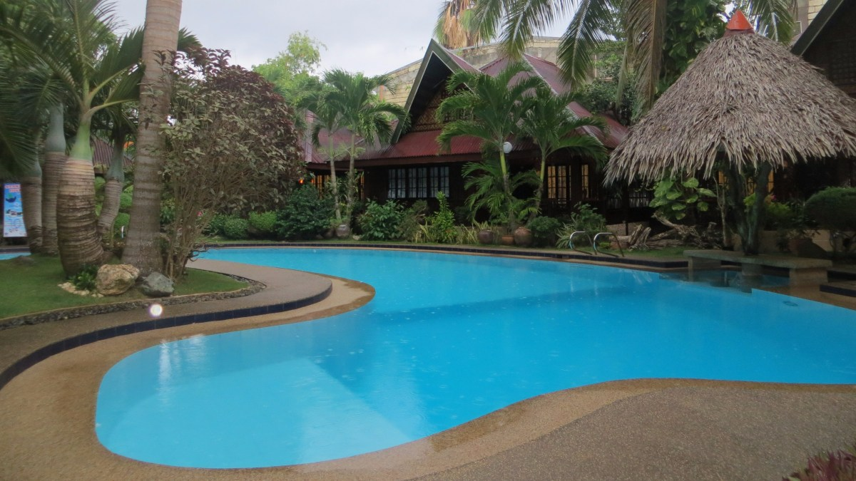 Alona Tropical Beach Resort Bohol, Philippines