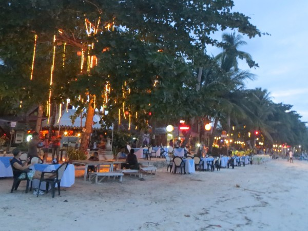 Panglao Island Nightlife