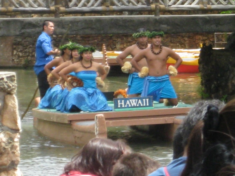 CANOE PAGEANT