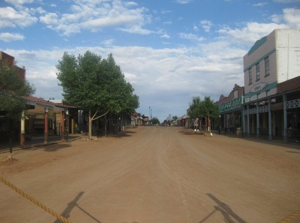 The Town Too Tough To Die: Tombstone, Arizona
