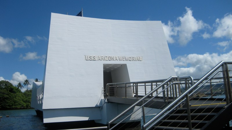 Uss Arizona Memorial (Hawaii)